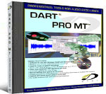DART Audio Resoration and Noise Reduction Software.